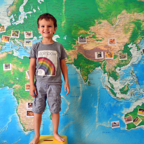 World Map Removable Wall Sticker.Detailed World Map Removable Wall Mural Buy Online Or Call 0448113375