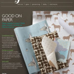 Good Mom Magazine January 2013 issue