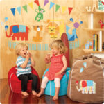 Magic circus by Cocoon Couture|Great for girls and boys and babies|Cocoon Couture Magic circus from Carie Haskard