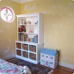 Nursery Animals in the Messner home Nursery Animals removable wall stickers