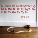 Alphabet – Spelling Train