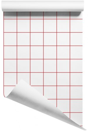 A roll of Grid removable wallpaper Australia Australia