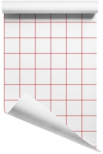 A roll of Grid removable wallpaper Australia Australia