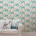 Leafy Days wallpaper