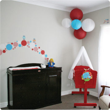 Buy Schmooks removable wall stickers online Build Your Own Robot