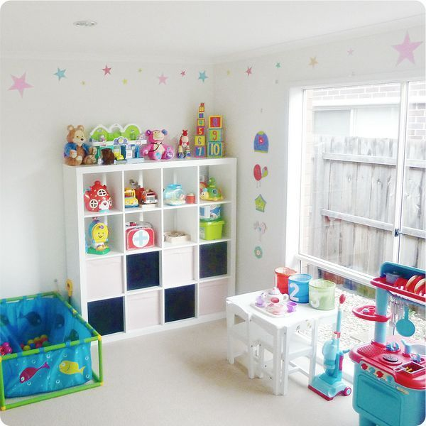 Stars removable wall stickers for childrens rooms