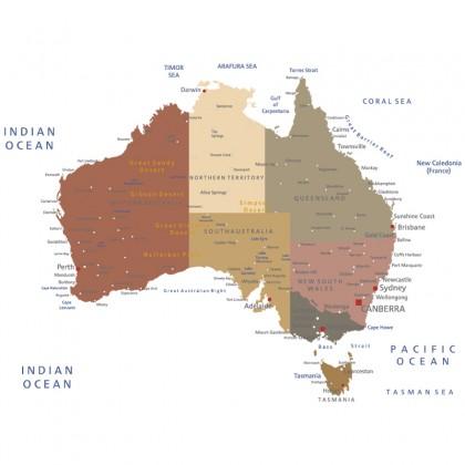Australia Poster 6
