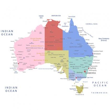 Australia Poster 3