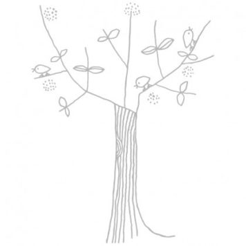 Bird and Tree 6