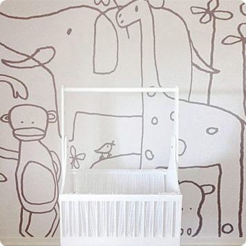 Zoo mural 5