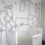 Zoo mural 3