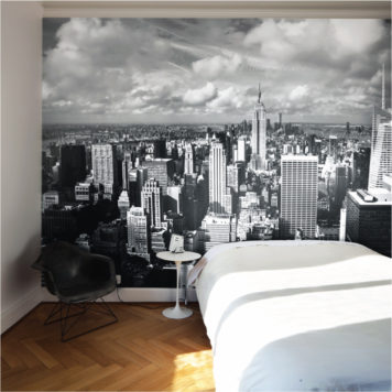 New York mural