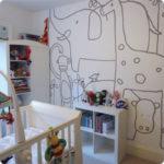 Zoo mural 4