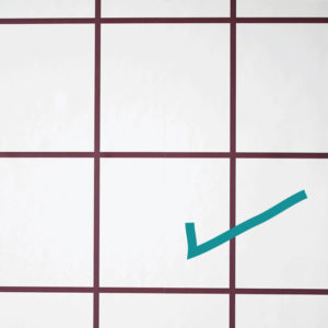 Our wallpaper has butt joins are better