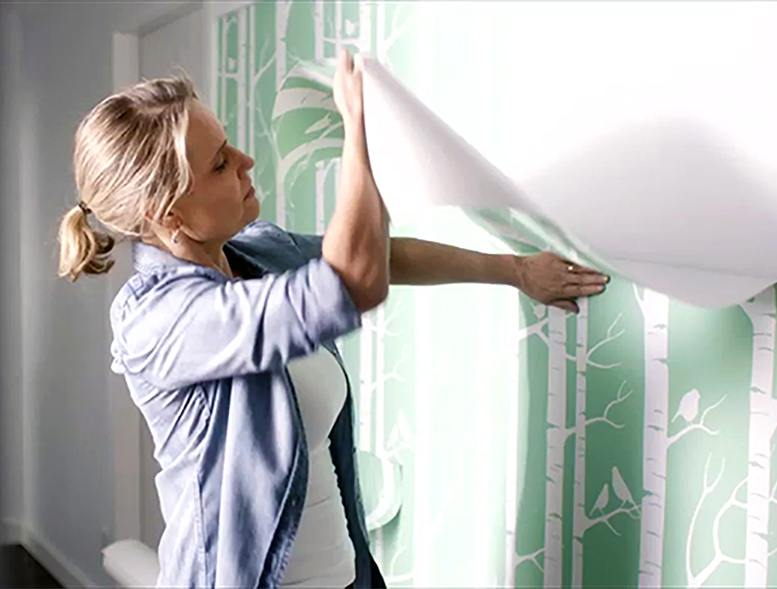 Cool Wall Stickers For Nursery Homes And Custom Designs - How do u put up a wall sticker