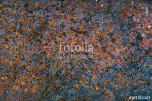 Custom Texture Mural Image - Oxidise