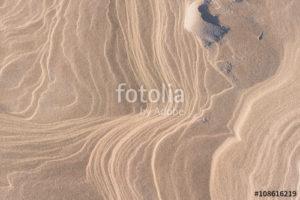 Custom Texture Mural Image - Dunes