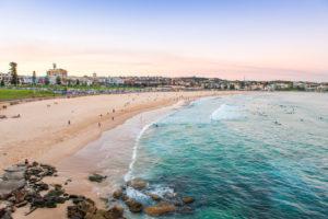 Australia Mural Image - Bondi Beach 2