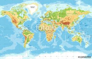 Custom Map Mural Image - Map 6