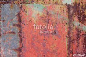 Custom Texture Mural Image - Metal