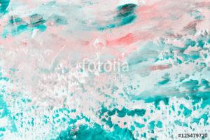 Custom Texture Mural Image - Painting