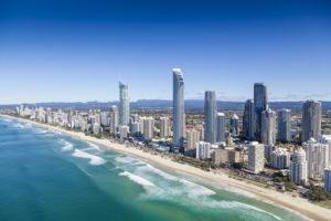 Australia Mural Image - Gold Coast