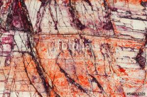 Custom Texture Mural Image - Rock