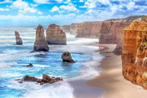 Australia Mural Image - 12 Apostles 1