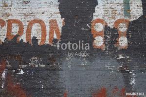 Custom Texture Mural Image - Painted wall
