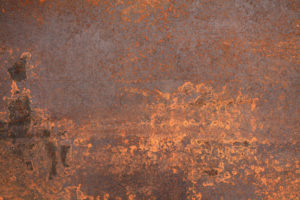 Custom Texture Mural Image - Copper