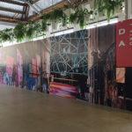 Custom mural Deepend 1