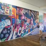 Custom mural Deepend 2