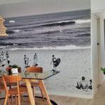 Custom mural Hodaddy