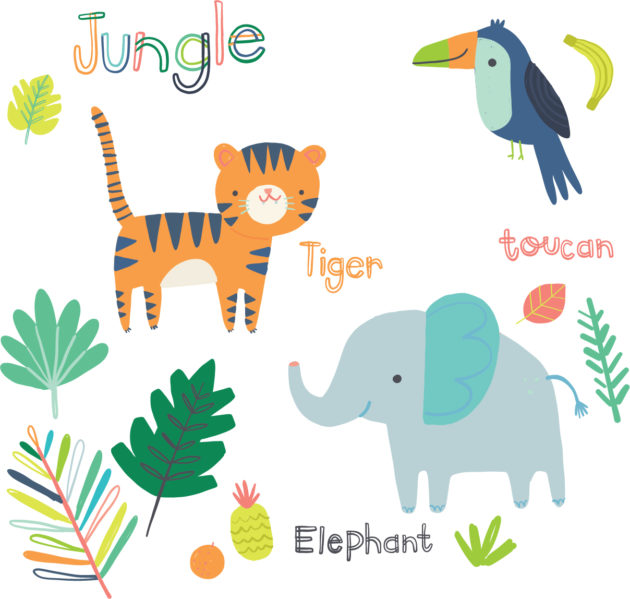 Jungle Party image