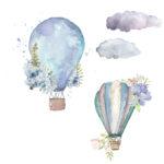 Hot Air Balloon Blues