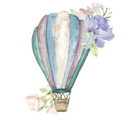 Hot Air Balloon Blues close 2