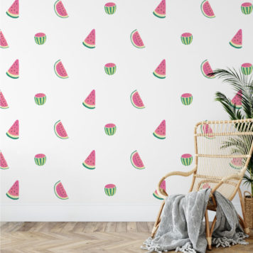 tropical icons watermelon mix