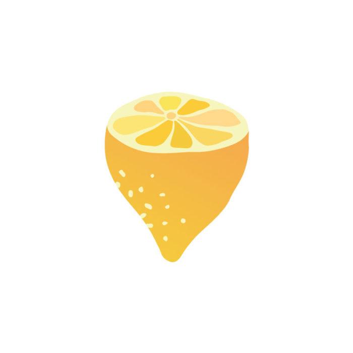 Tropical Icons Lemons