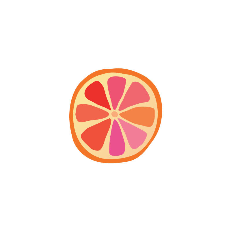 Tropical Icons Oranges