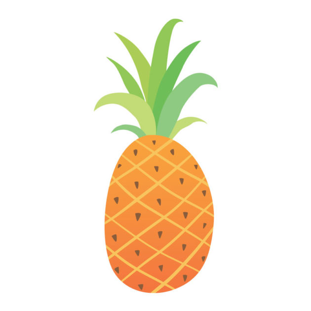 pineapples-orange