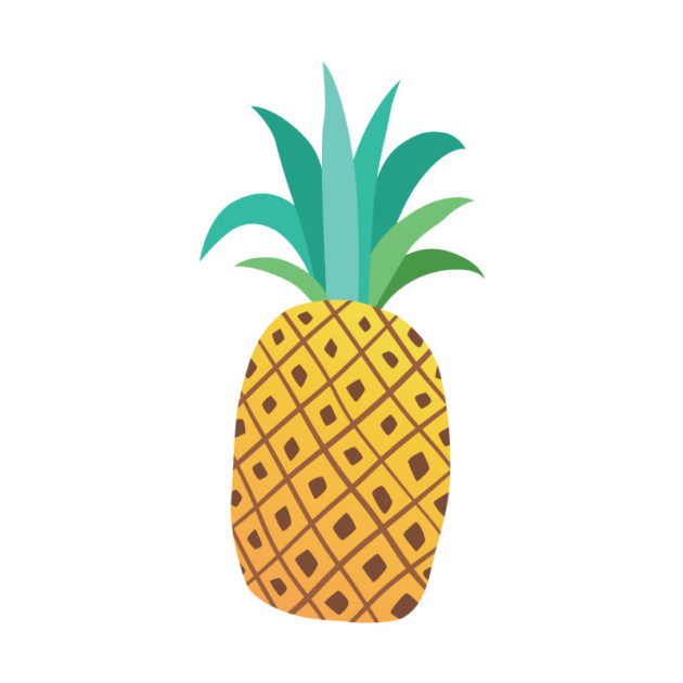 pineapples-yellow