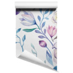 Soft Furnishings_Botanical Purple