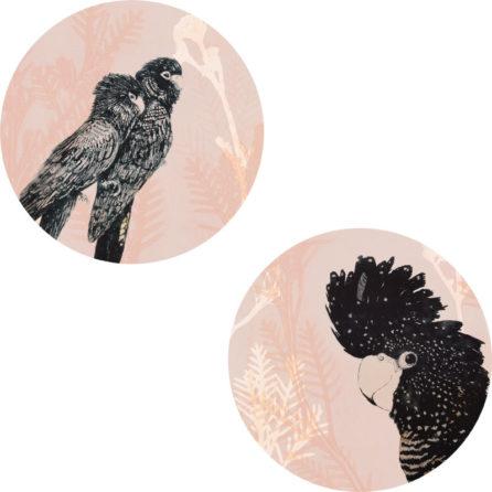 Trudy-Rice-Twin-Cockatoos-and-Cheeky-Cockatoo-2x-60cm