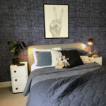 Weave wallpaper