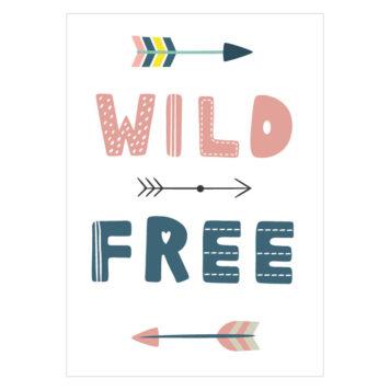 wild n free posters