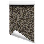Luxe Leopard wallpaper