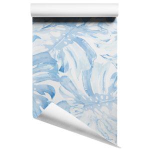 Monstera removable wallpaper