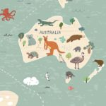 Animals World Map additions