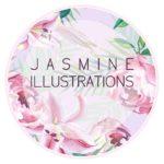 Jasmine Illustrations logo