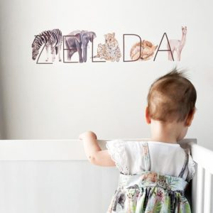 animal letters